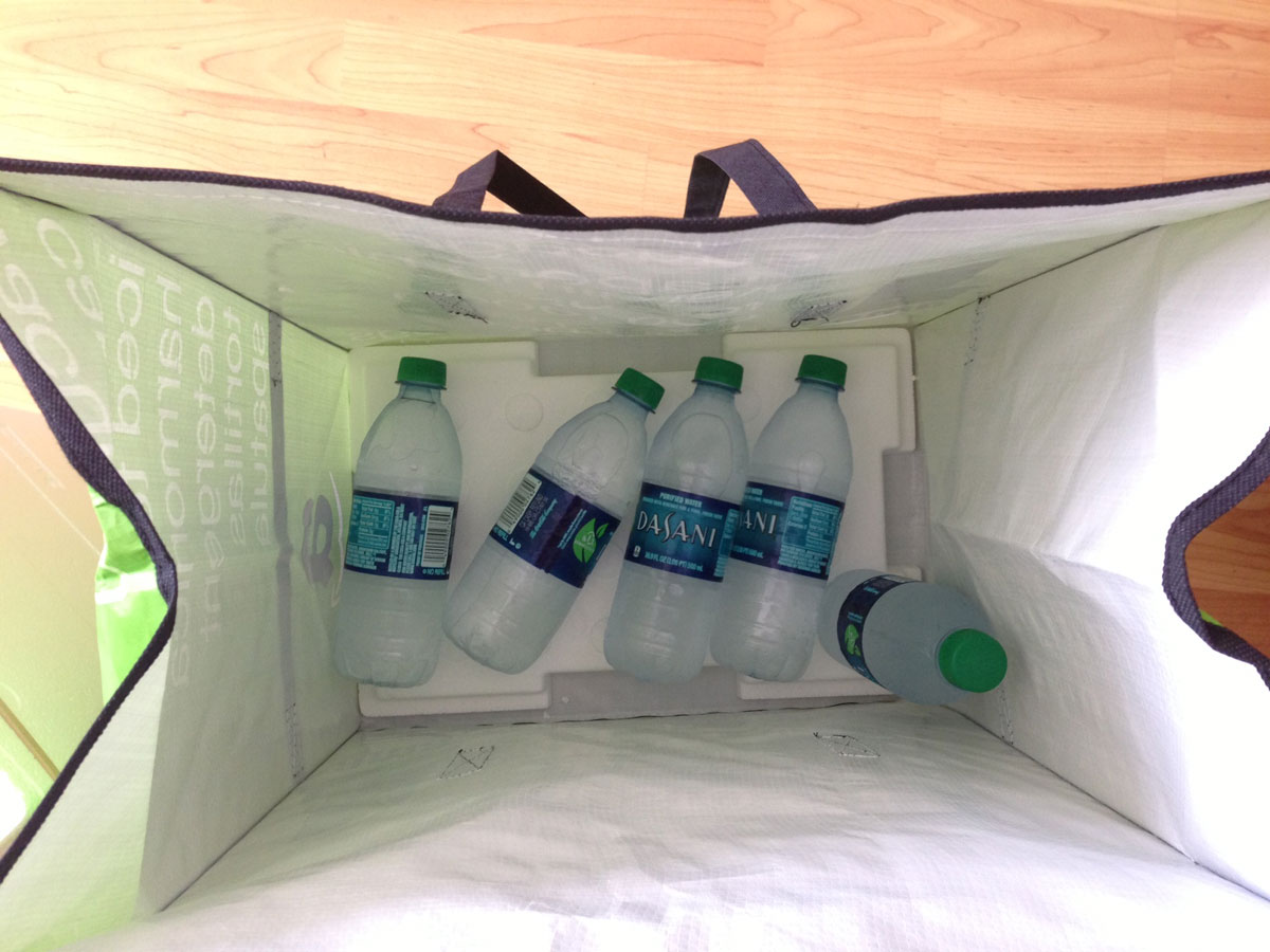 Amazon Fresh Water Bottles