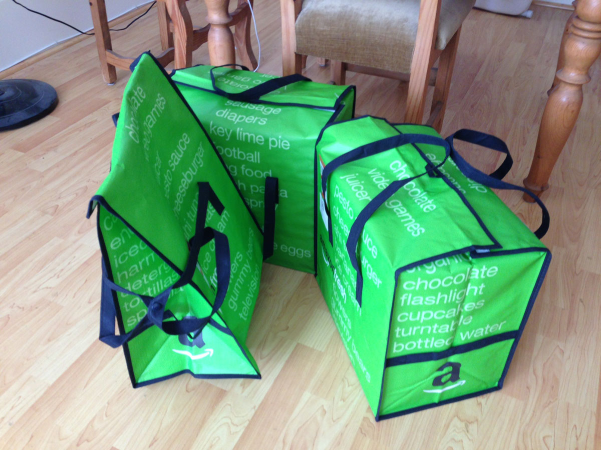Amazon Fresh Delivery Review
