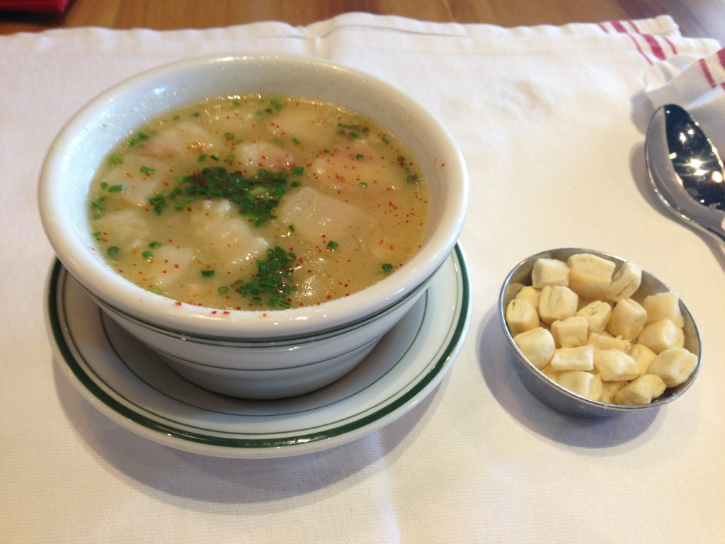 connie and ted's chowder
