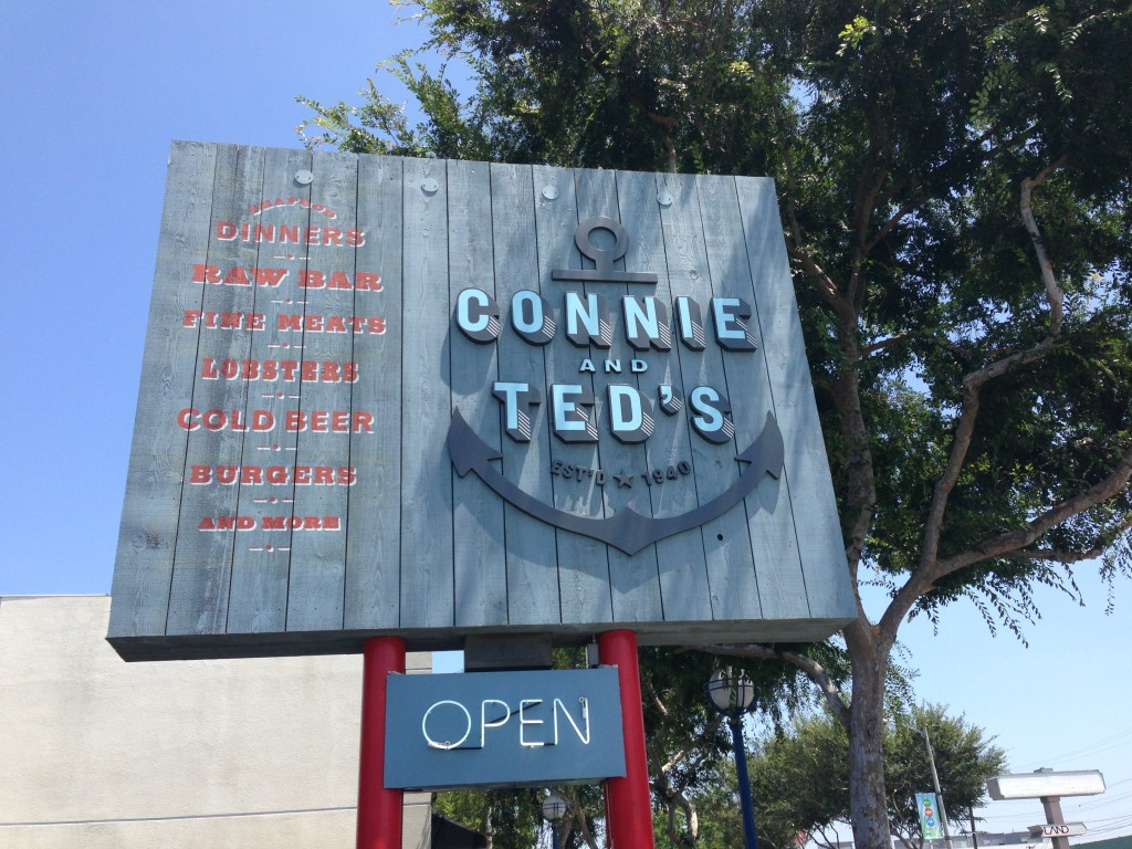Connie and Ted's West Hollywood