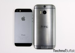 htc one m8 vs iphone